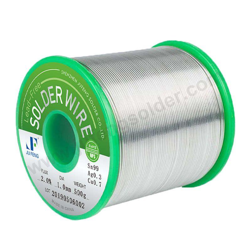 Sn99Ag0.3Cu0.7高熔点无铅焊锡丝