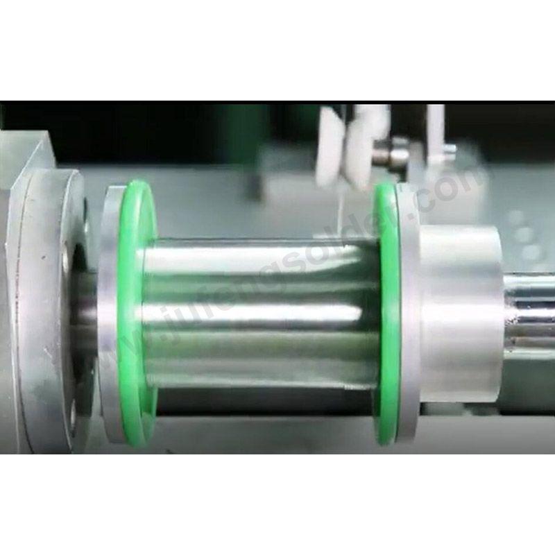 焊锡拉丝机